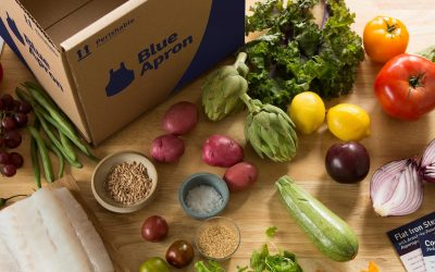 Il meal kit di Blue Apron