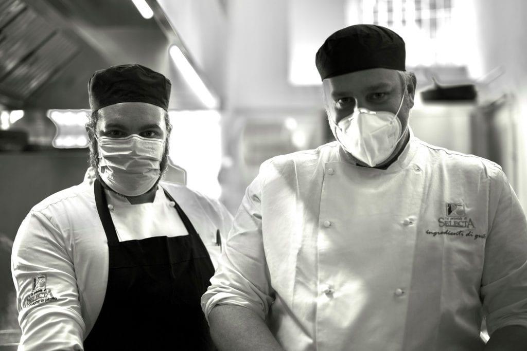Gli chef di Via Archimede