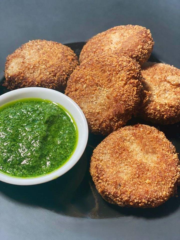 I mondeghili con salsa verde