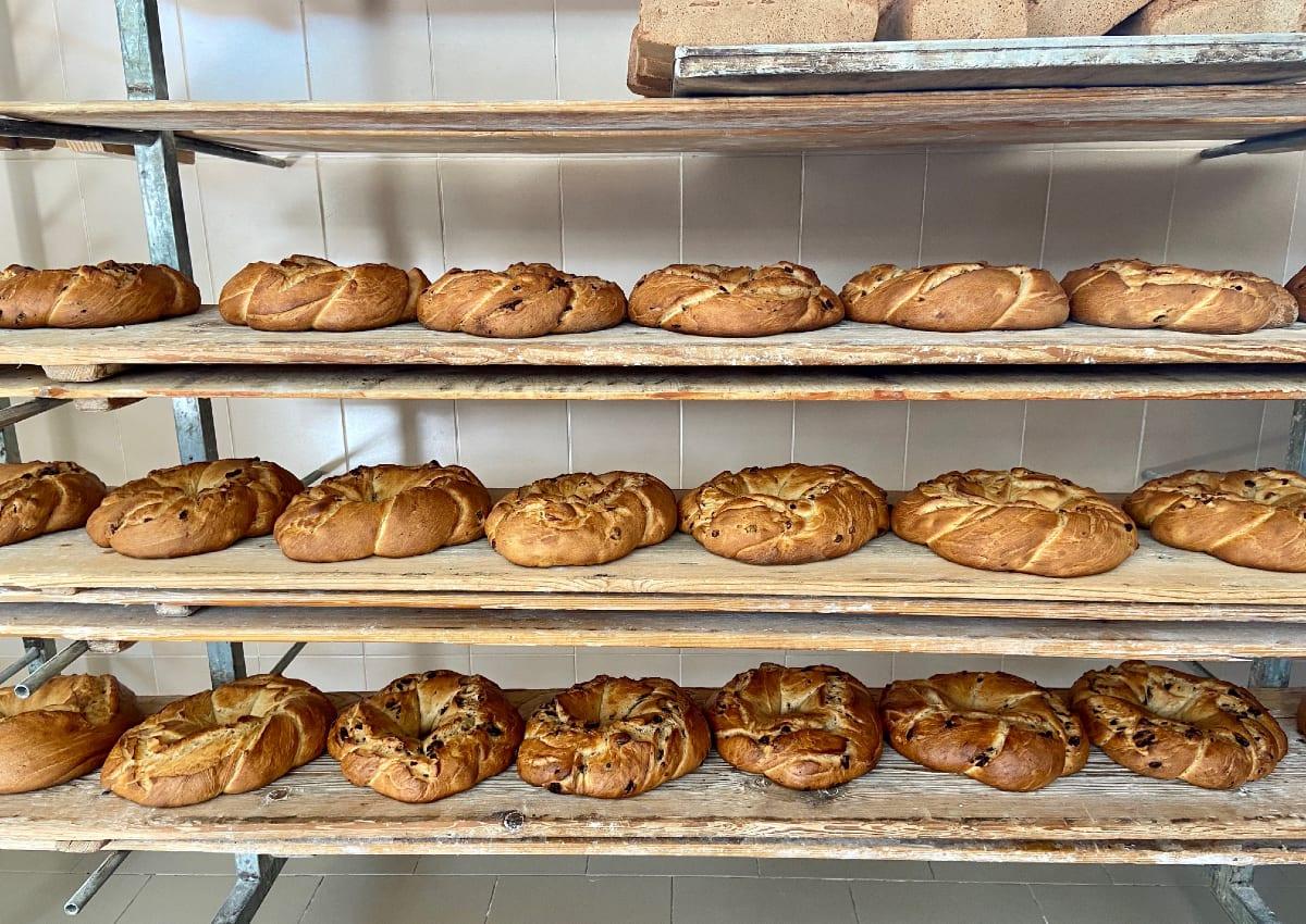 Ricetta pane di Pasqua