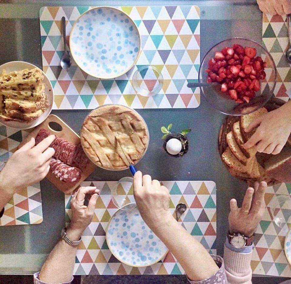 Cafè Merenda, colazione di Pasqua