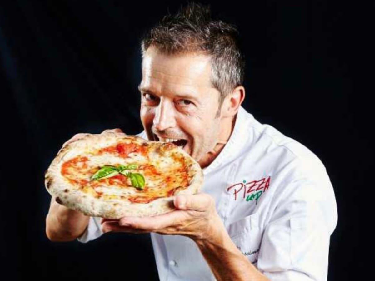 Massimo Giovannini pizza in padella