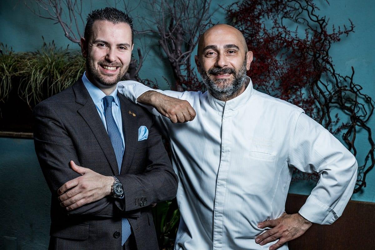 Anthony Genovese e Matteo Zappile
