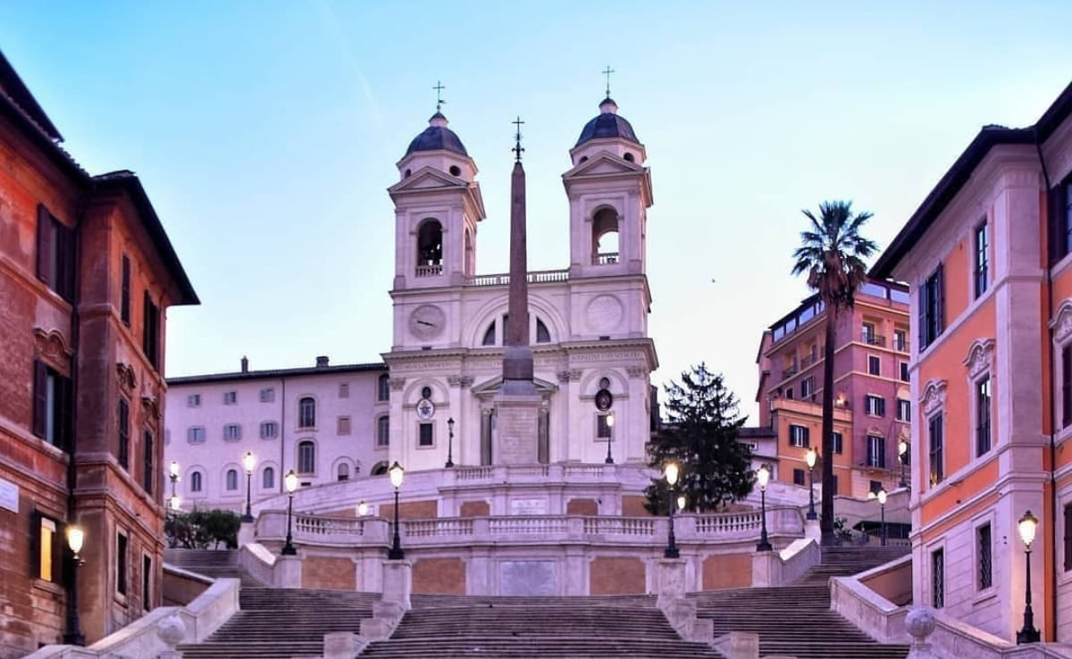 Hotel Hassler a Roma Post coronavirus alberghi