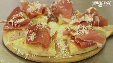 Pizza al Padellino. La ricetta di Giovanni Marchetto e Luca Pezzetta