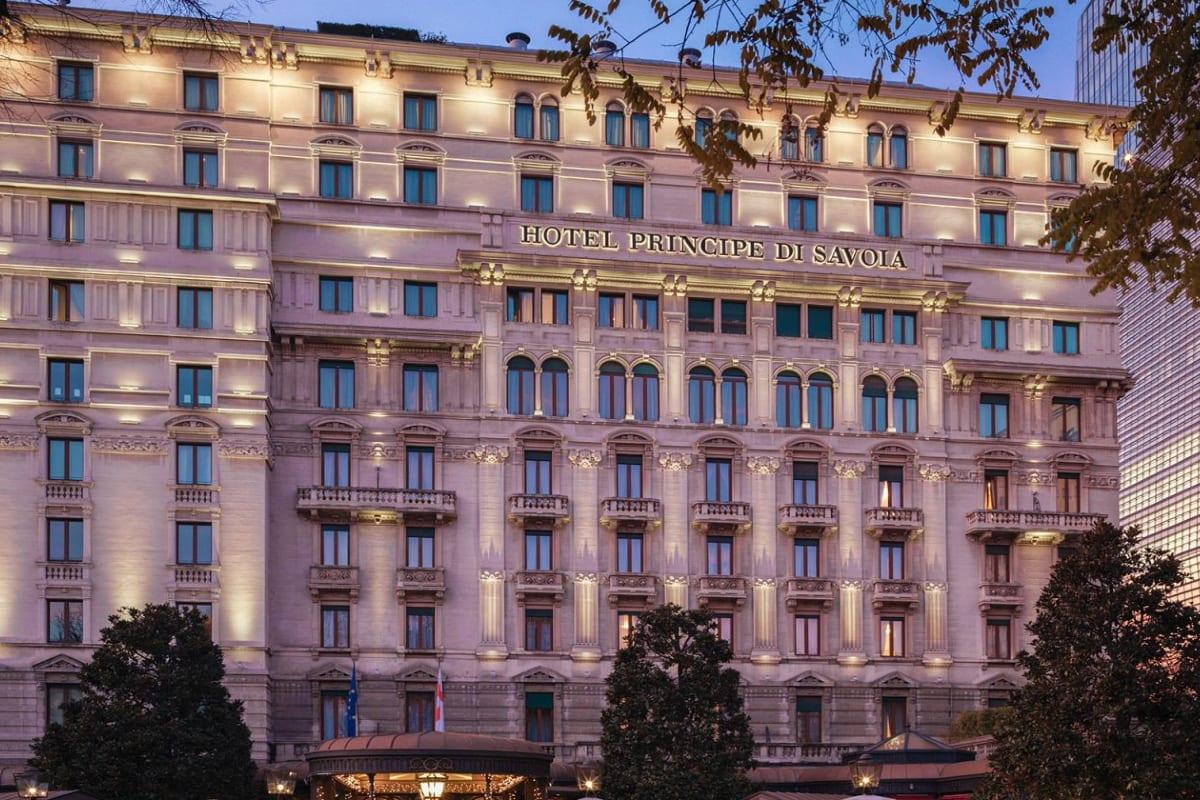 Principe di Savoia a Milano Post coronavirus alberghi