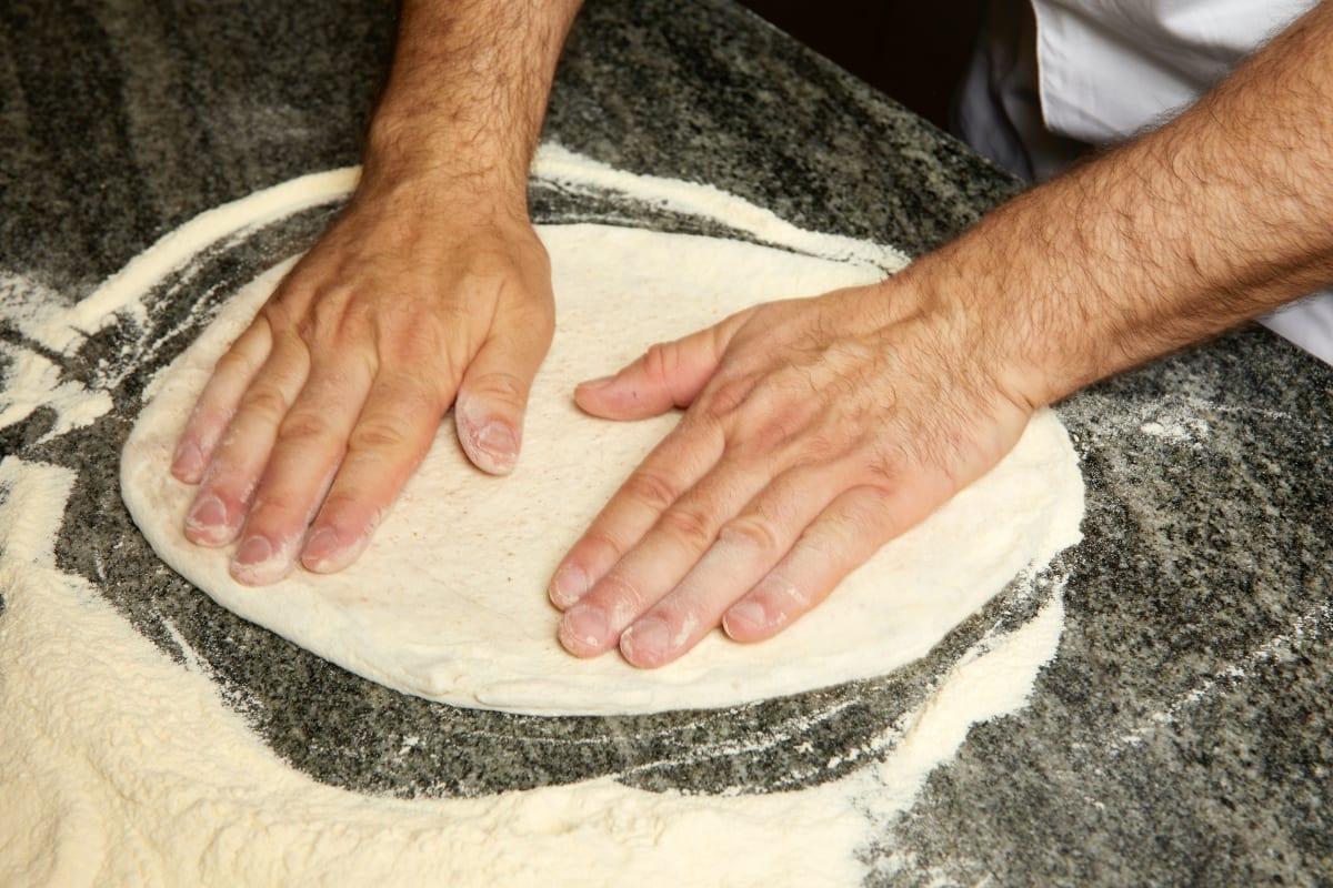 pizza ricetta Antonio Polzella