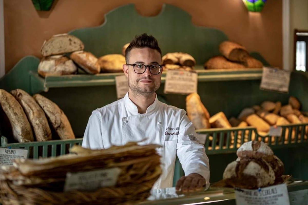 Nicolò Grazioli ricetta panfrutto