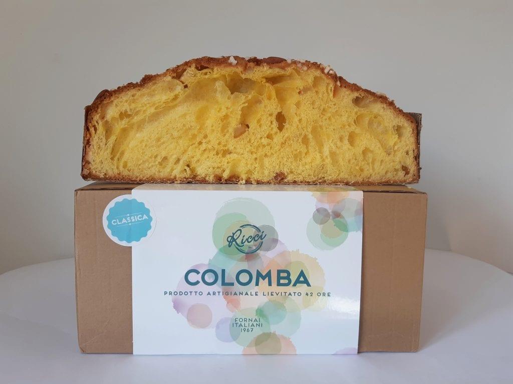 COLOMBA Ricci - tagliata
