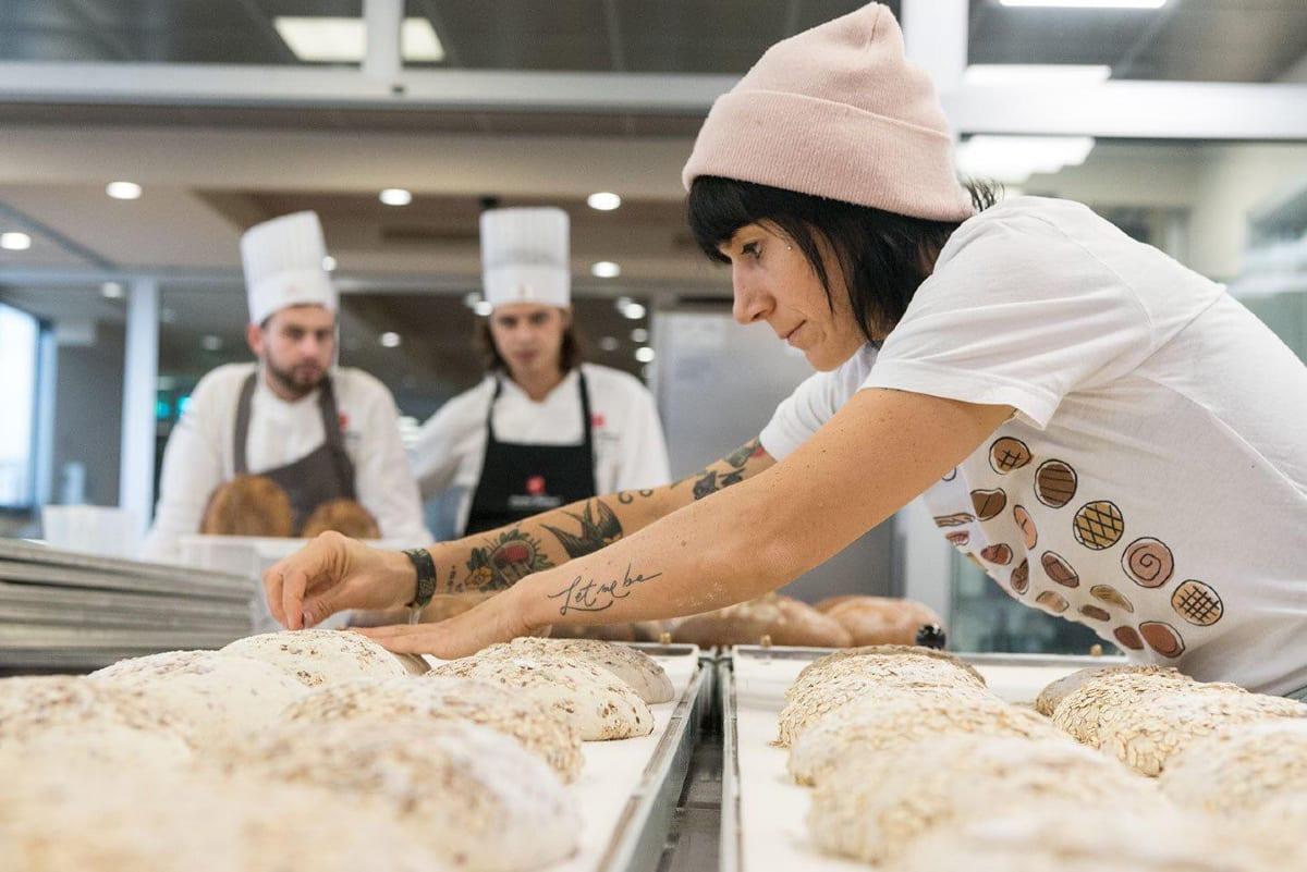 Roberta Pezzella ricetta pane