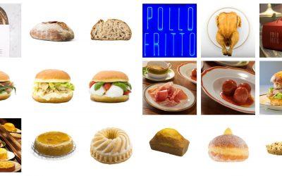 I piatti del delivery di Spazio Niko Romito a Roma