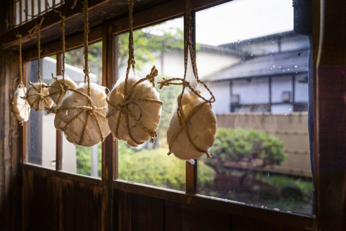 salsa di soia Giappone Nord