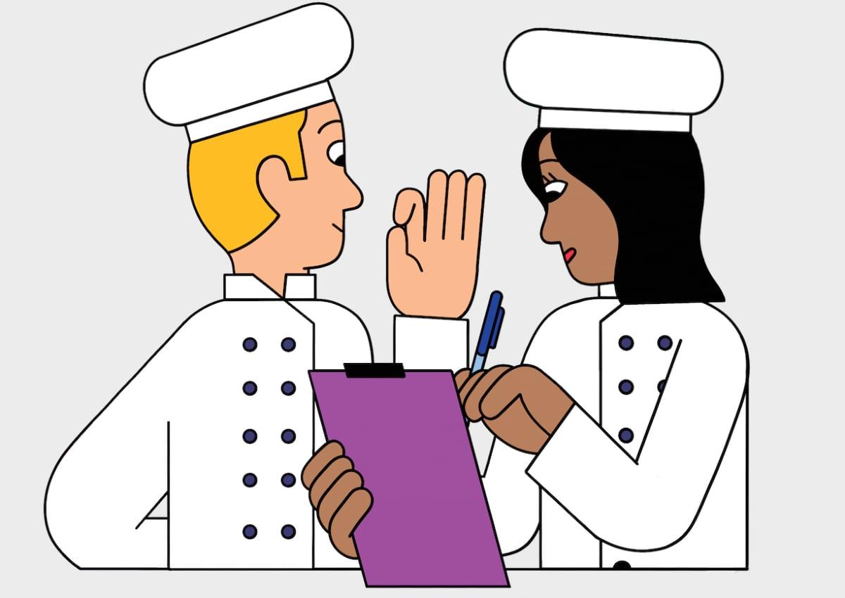 chef ricerca