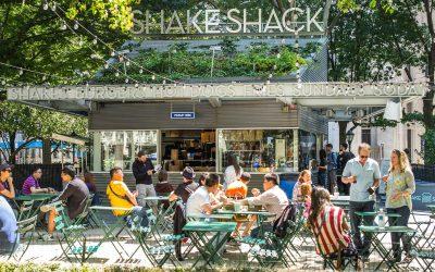 Shake Shack a Madison Square Garden