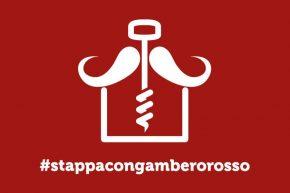 Il logo del format Stappa con Gambero Rosso