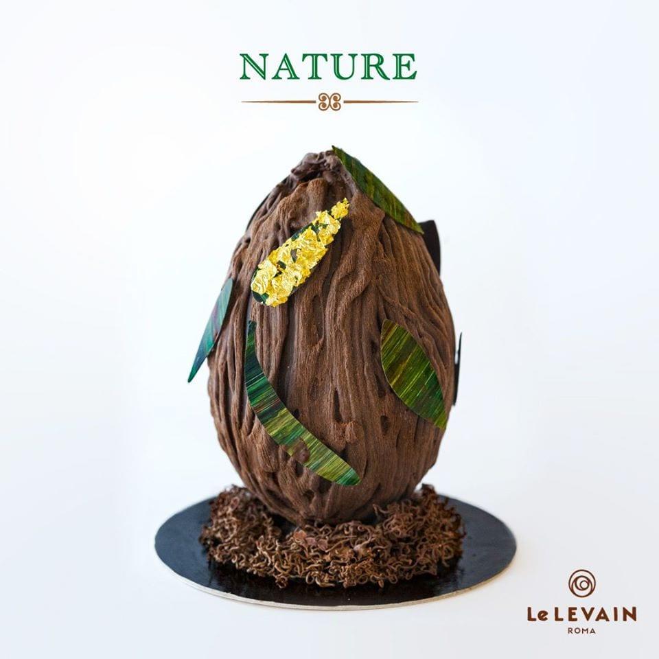 L'uovo di pasqua Nature di Le Levain