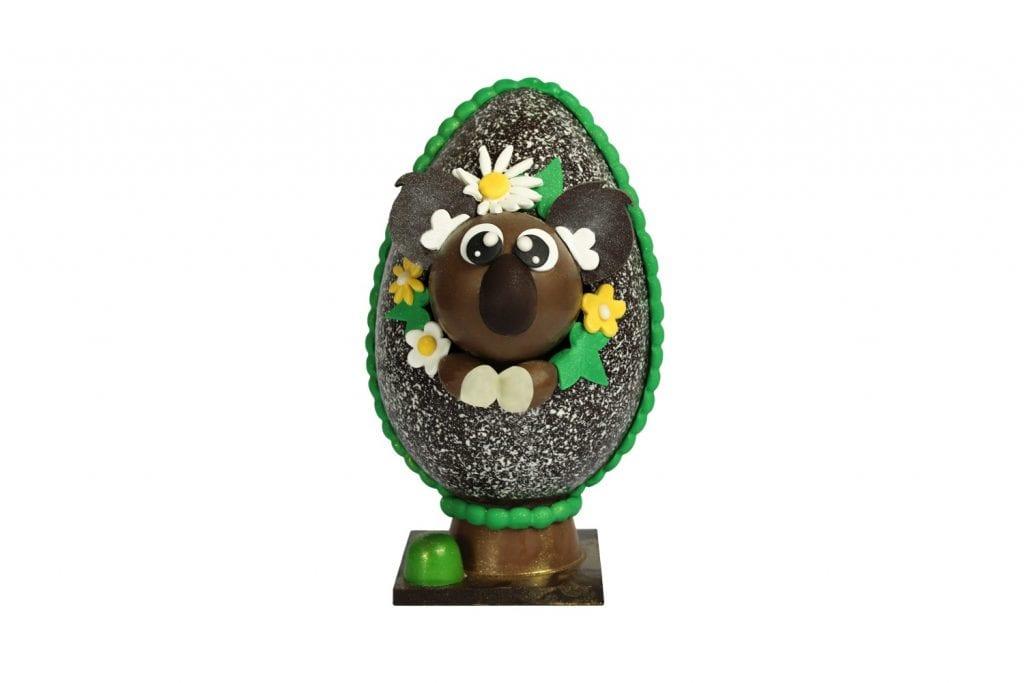 Un uovo di pasqua koala di Rinaldini