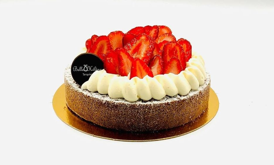 Torta Belle Helene