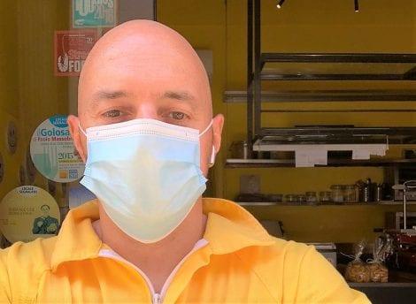 Beppe Palmieri chiude Generi Alimentari Da Panino a Modena e spiega il perché