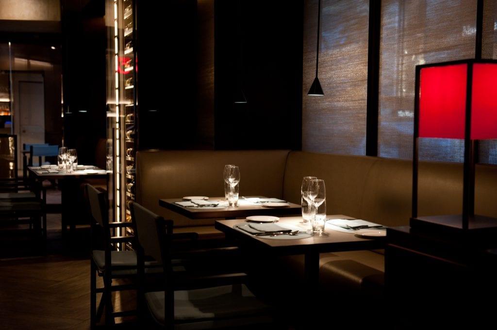Emporio Armani Restaurant bologna