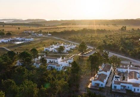 La tenuta portoghese Craveiral farm, nell'Alentejo