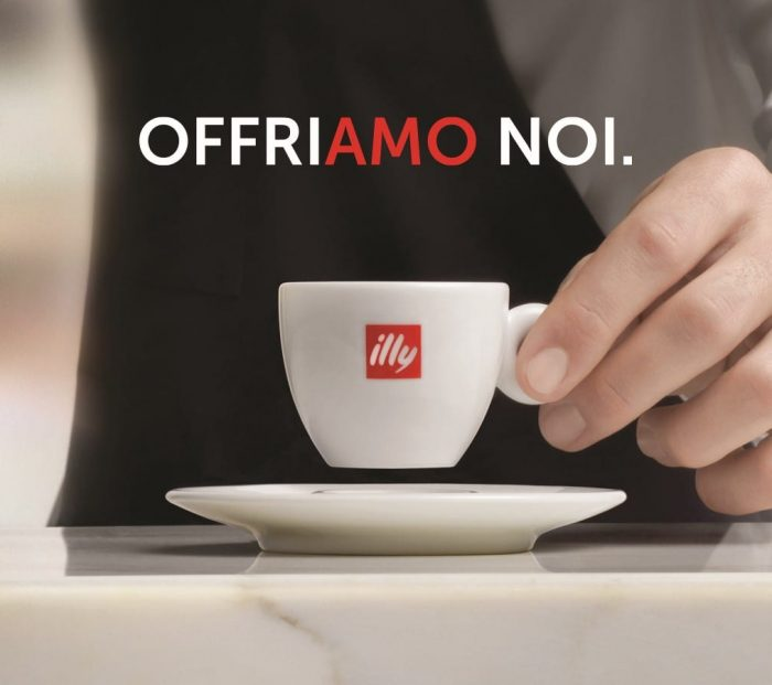 illycaffè, tazzina