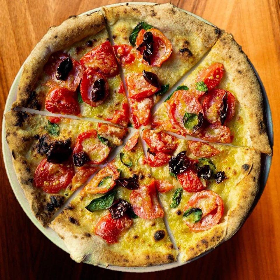 La pizza di Lievità a Milano