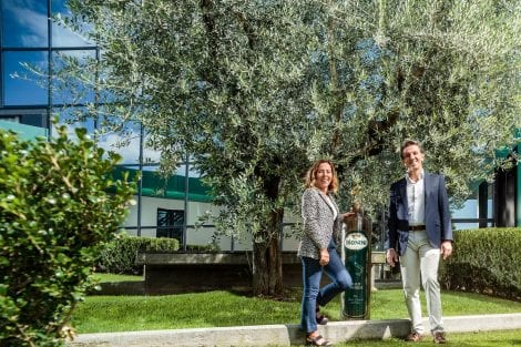 Mariaflora e Zefferino Monini