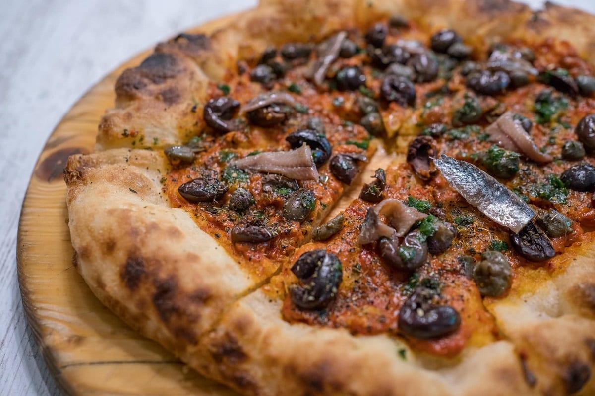 Una pizza di Francesco Martucci