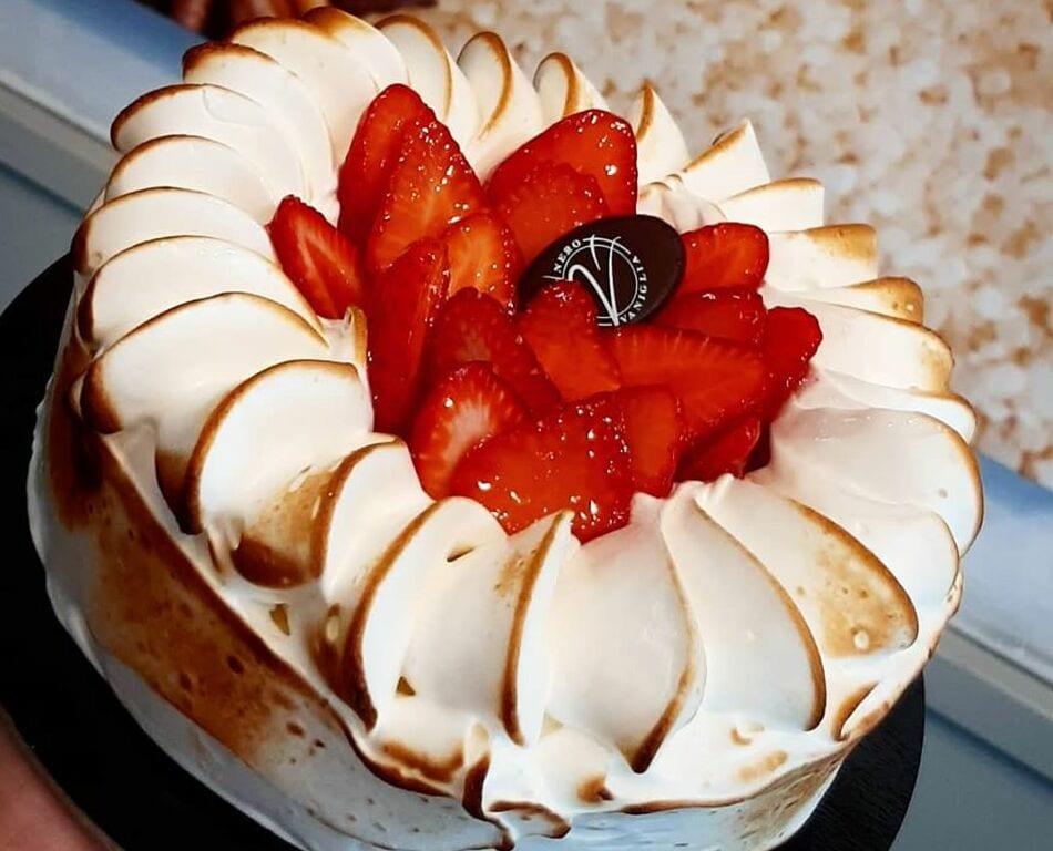 torta Nero Vaniglia