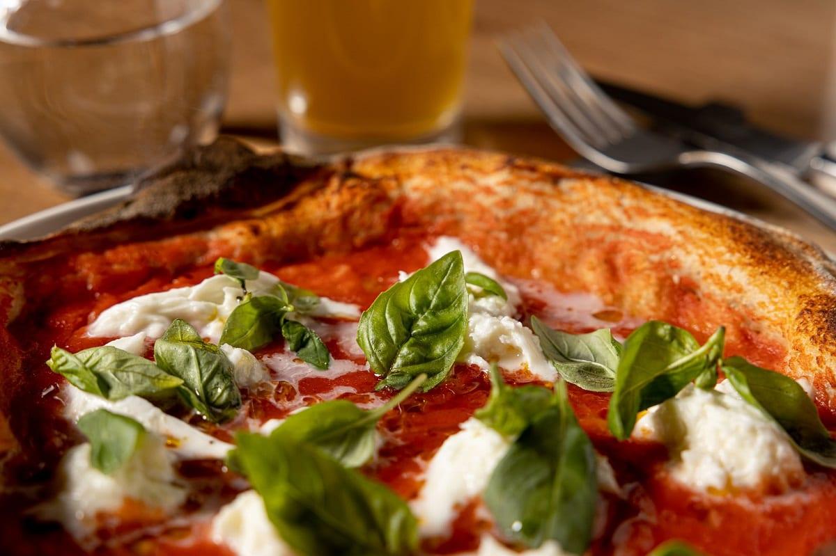pizza margherita di Retropizza