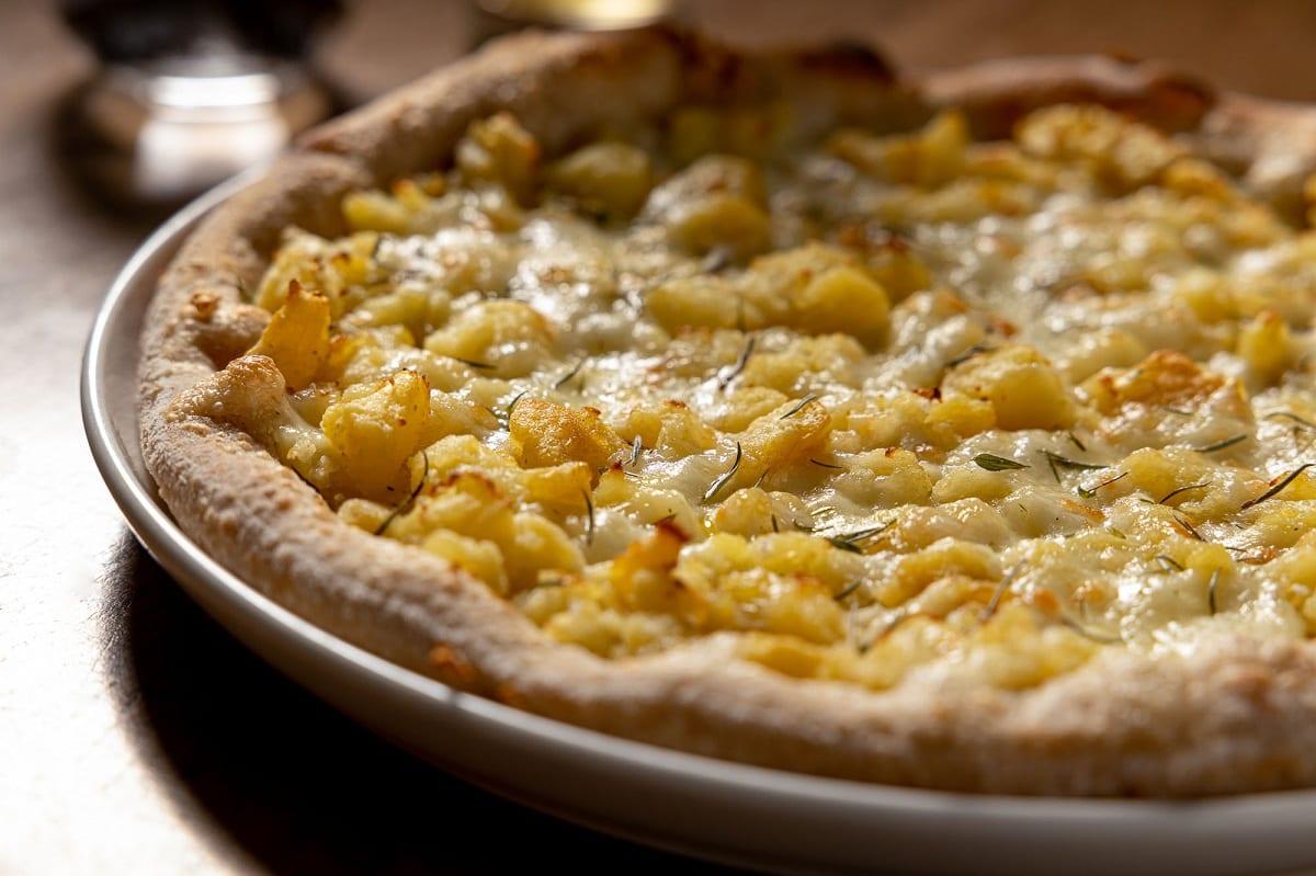 Pizza con patate di RetroPizza