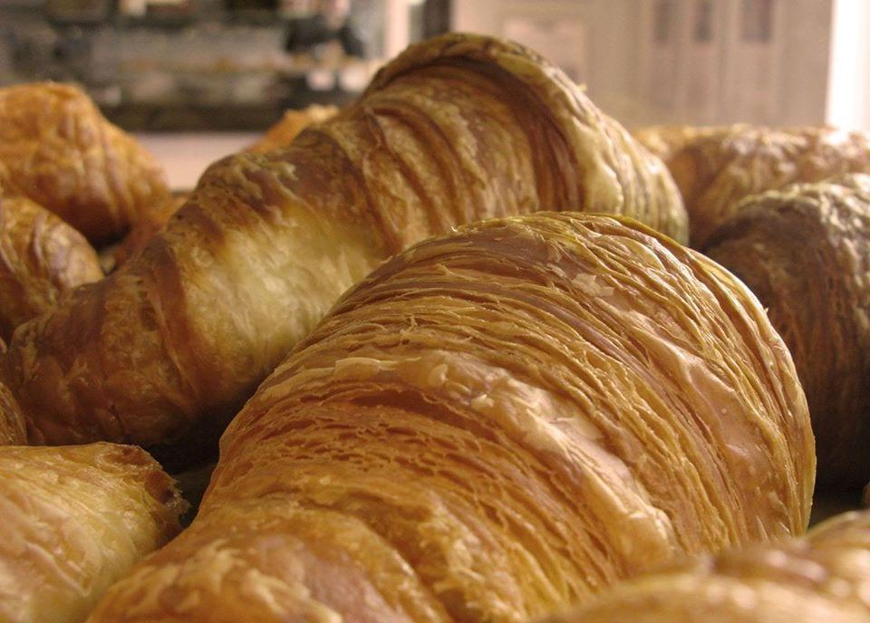 Croissant sfogliati, Severance