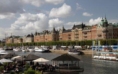 Panorama di Stoccolma