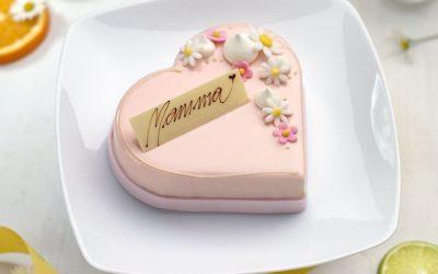 torta per la Festa della Mamma, pasticceria Martesana