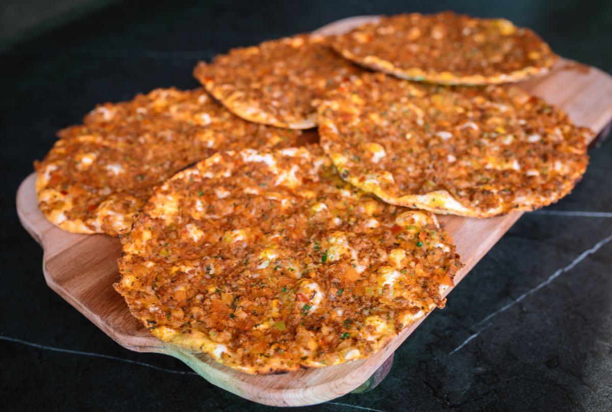Lachmacun - cucina turca
