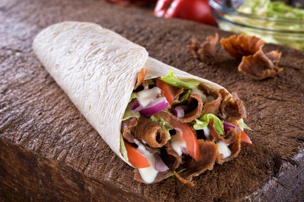 Doner Kebab - cucina turca