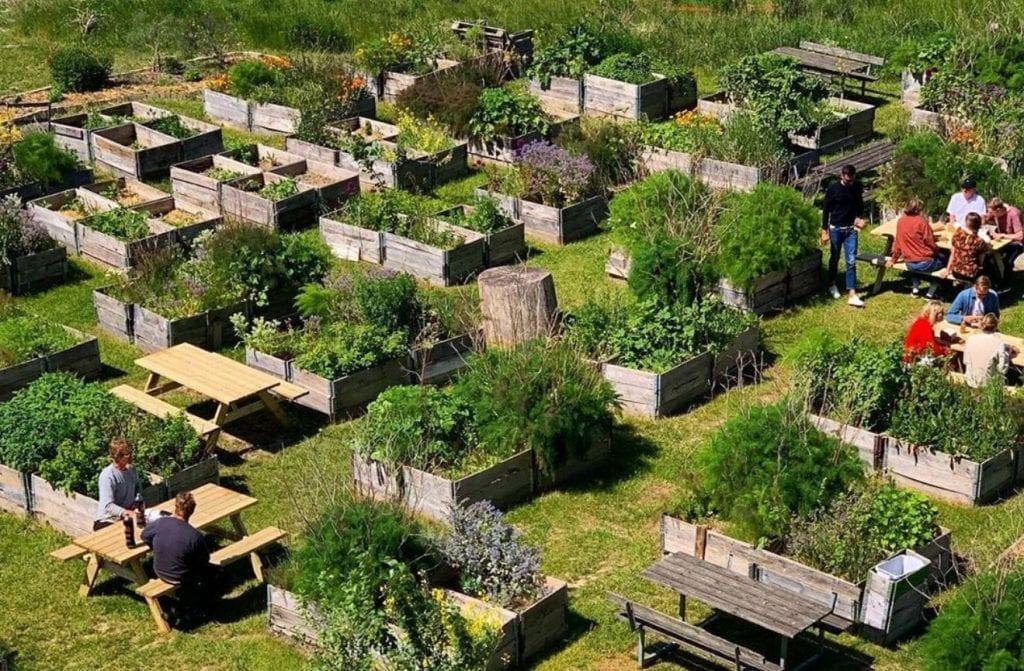 Il giardino di Amass