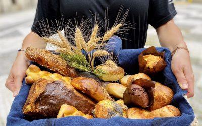 Il pane della bakery dei MagazziniOz