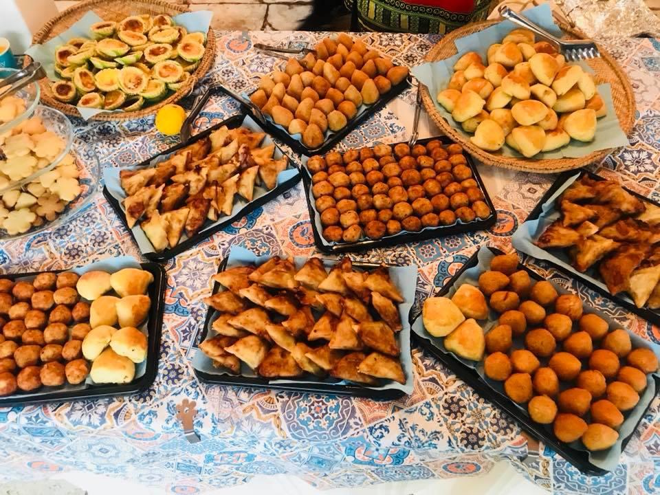 Specialità rustiche del bistrot multietnico di Bari