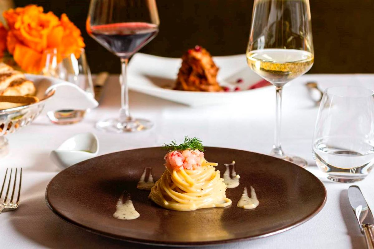 mangiare a Venezia all'aperto