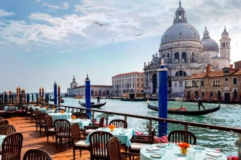 Venezia riparte dai cocktail bar d'albergo