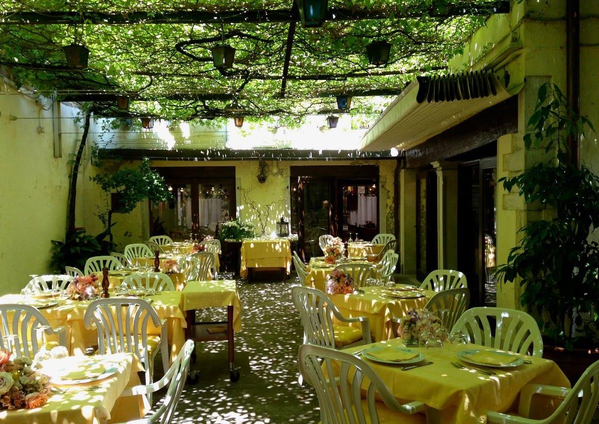 Da Ignazio - mangiare a Venezia all'aperto