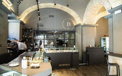 La pasticceria Ditrizio a Cagliari