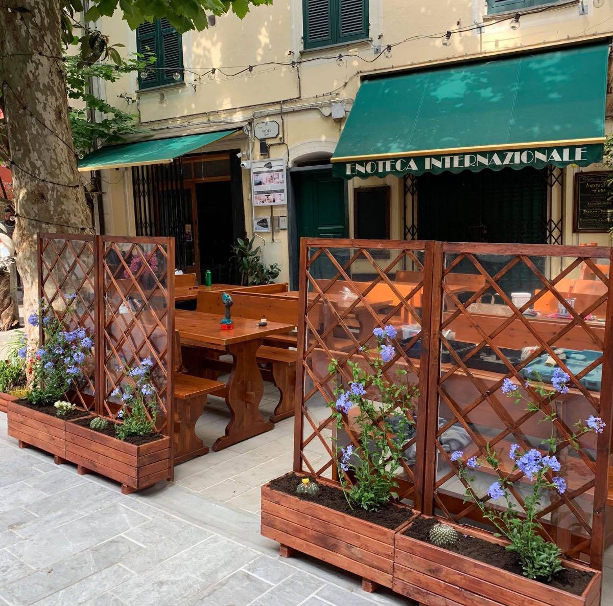 Enoteca Internazionale - Cinque Terre ristoranti