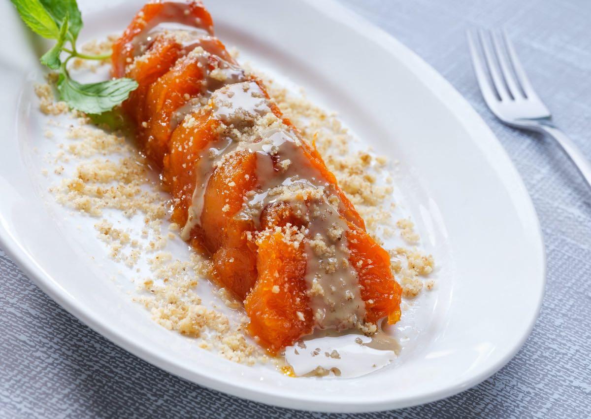 Kabak tatlisi - cucina turca