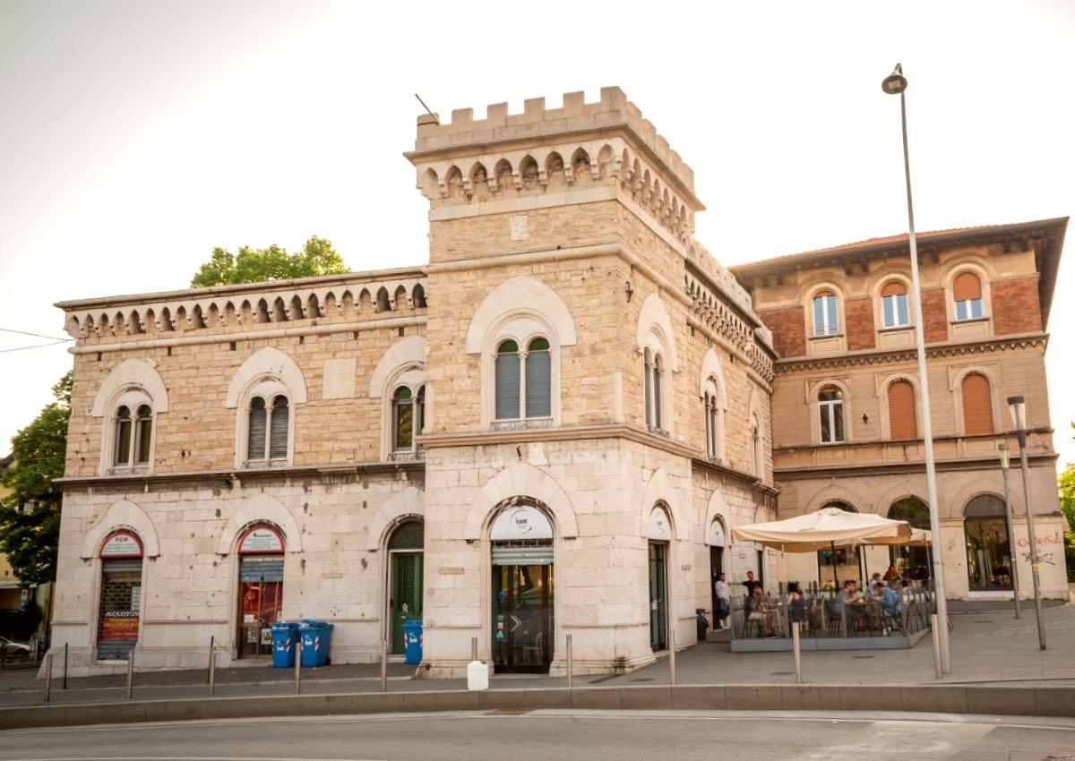 La Torre - Mangiare all'aperto Brescia