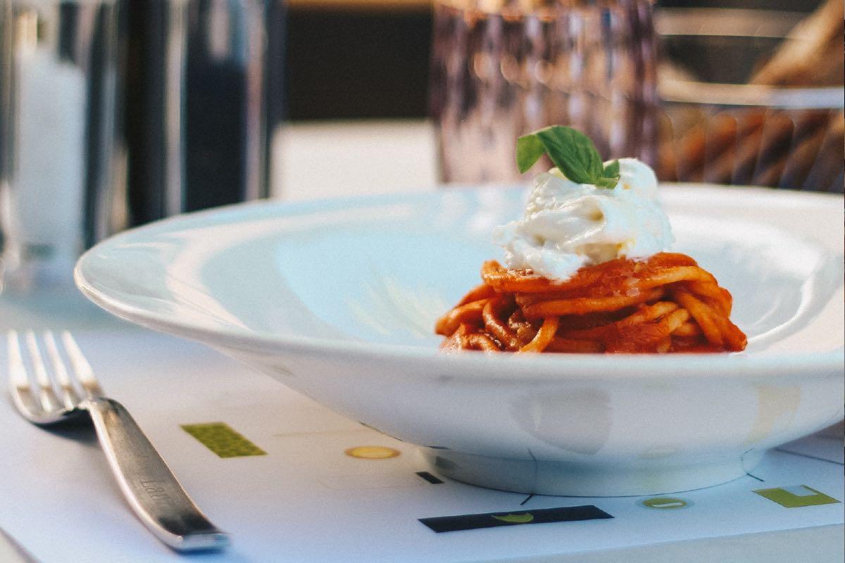 Lanzani Bottega & Bistrot - Mangiare all'aperto Brescia