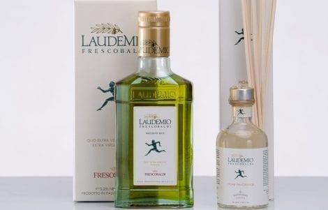 Nasce la fragranza Laudemio Frescobaldi, il profumo ispirato all'olio extravergine