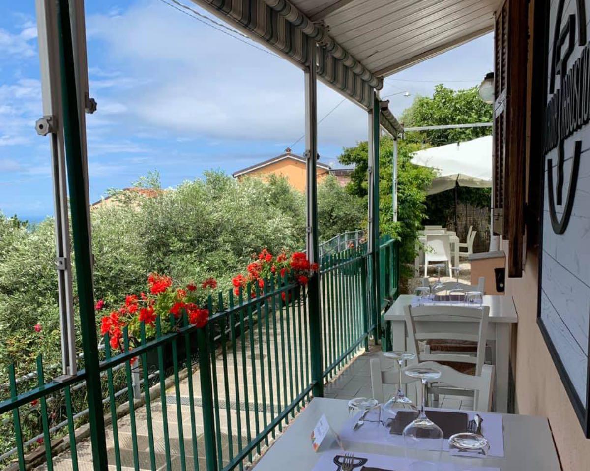Locanda Tiabuscion - Cinque Terre ristoranti